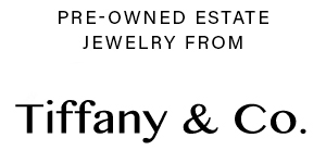 brand: Estate Jewelry - Tiffany & Co.